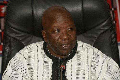 Burkina/Ministère de la #Sécurité : Vers l'élaboration d'une politique de sécuriténationale