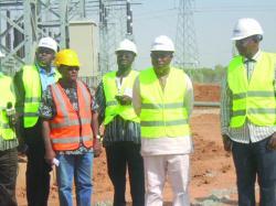 Burkina- Interconnexion électrique Ghana-Burkina : la réception de l'ouvrage d'ici à la fin du 1ersemestre