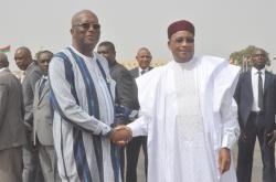 Burkina – Conférence sur la gouvernance: les présidents nigérien et malien à Ouagadougou #Niger#Mali