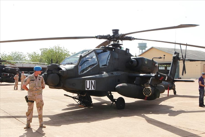 Mali : L'Allemagne évalue sa participation à laMINUSMA