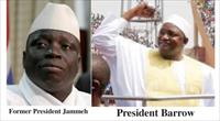 Gambia – President Barrow to Favour Jammeh's Extradition if….