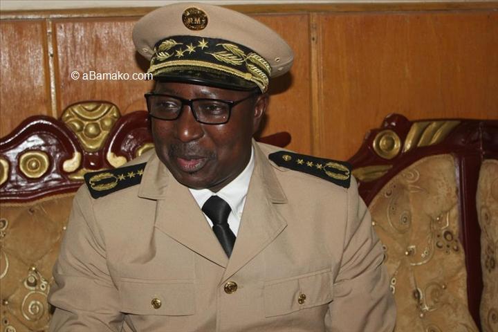 Mali/Sécurité: Général Sidi Alassane Touré, Gouverneur de la région de Mopti « Nous allons sécuriser toutes les localités de la région(…)