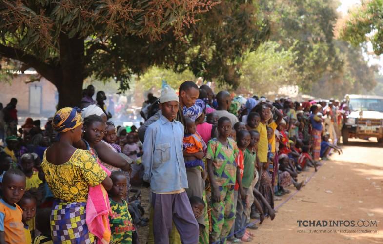 Tchad : vers une relocalisation hors camp des nouveaux réfugiés de laRCA