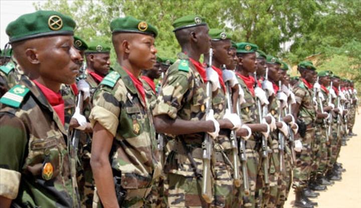 Niger – Cérémonie de prise de commandement du Nouveau Haut Commandant de la GendarmerieNationale