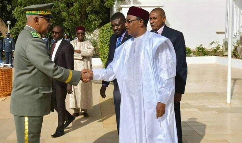 Niger : le général Mohamed nouveau chef d'état-major de l'armée(officiel)