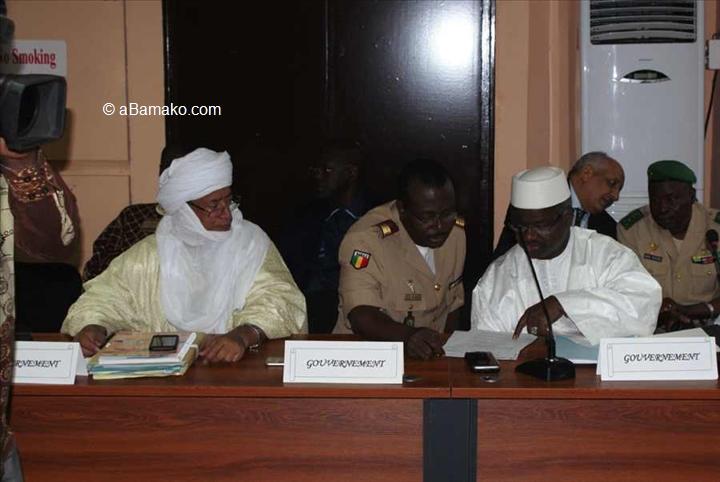 Mali /CSA : 23ème session ordinaire du comité de suivi de l'accord: Un nouveau chronogramme fixé par les parties / L'installation du MOC de Tombouctou et de Kidal prévue du 20 janvier au 15mars
