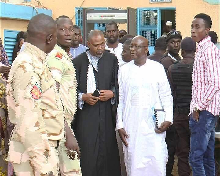 Niger – Coup d'Etat manqué en 2015 : neuf des douze prévenus reconnus coupables, troisrelaxés