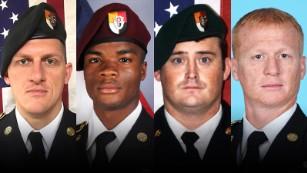 Niger – US military completes Niger ambushinvestigation