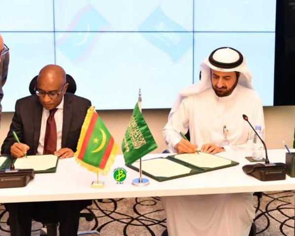 Mauritanie: Signature d'un mémorandum d'entente entre la Mauritanie et l'Arabie Saoudite dans le domaine de lasanté