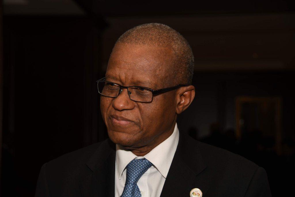 G5 Sahel: « Il faut que la Force conjointe du G5 Sahel puisse être dans les dispositions légales pour faire son travail, et avec les moyens qu'il faut »M. Mamane Sambo Sidikou, Secrétaire Permanent#G5Sahel