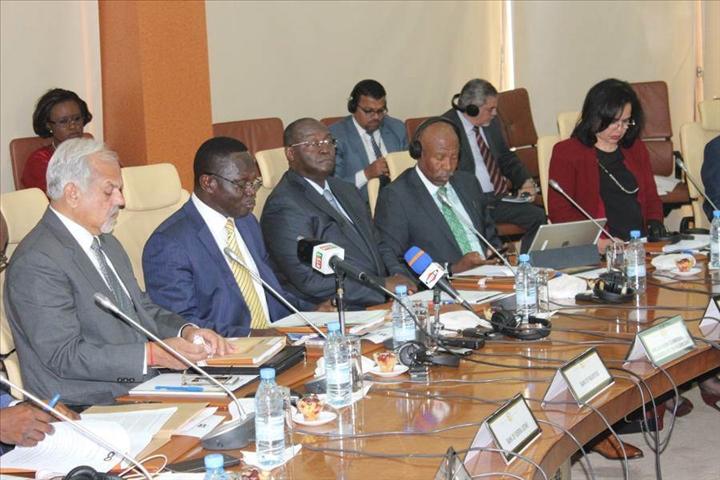 """L'Association des banques centrales africaines (ABCA) et la Commission de l'UA (CUA) envisagent la création d'une """"Banque Centrale commune enAfrique"""""""