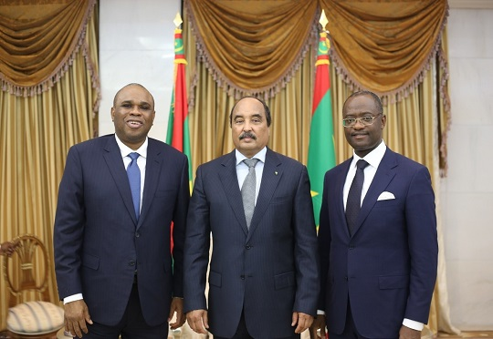 Mauritania – Afreximbank targets $1.5 billion in financing for trade and related infrastructure in Mauritania