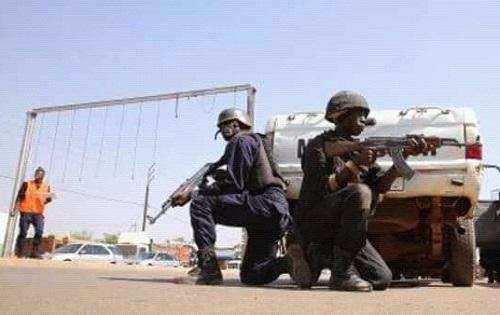Lutte anti-terroriste au Burkina : Le ministère de la sécurité annonce la ténue d'un exercice dans la périphérie deOuagadougou