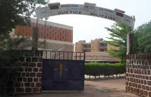 Burkina: Polémique sur l'éviction du juge Jean Marie Ouattara : Les précisions de la Justice militaire#DjibrilBassolé