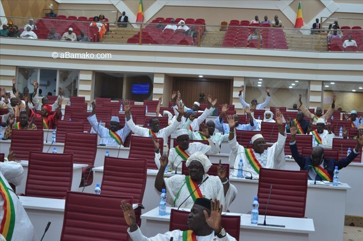 Mali – Assemblée nationale : Sept projets de loiadoptés