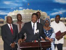 Burkina: Centre d'alerte précoce de la CEDEAO : De Souza salue l'implication personnelle de Roch Kaboré#Sécurité