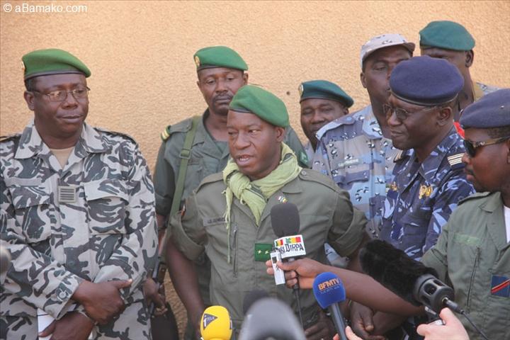 Mali: Dahirou Dembélé, ancien chef d'état-major pendant la transition, nommé Inspecteur général des Armées et services(conseil)