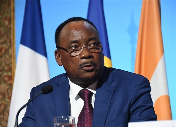 Niger – Audience du Président Issoufou Mahamadou avec le Ministre nigérian des RessourcesPétrolières