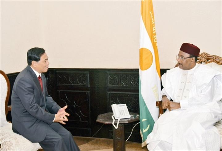 Niger – La Chine soutient le gouvernement nigérien dans la lutte contre le terrorisme(Ambassade)