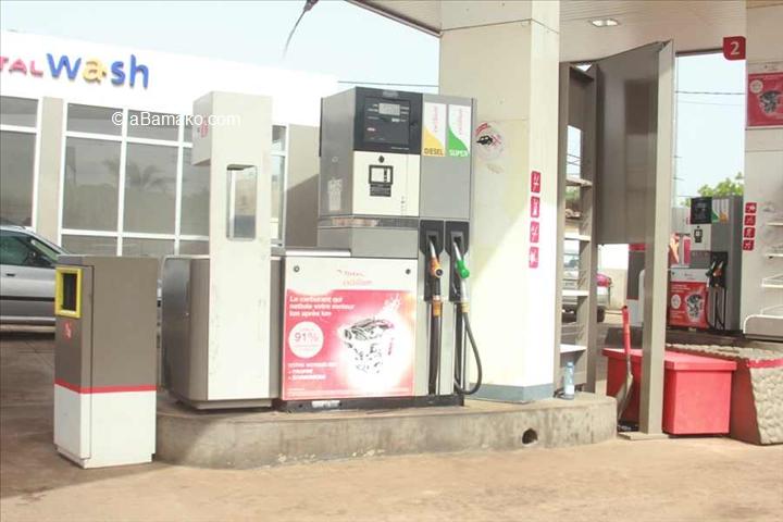 Mali / Bougouni: Attaque d'une station d'essence par deux hommes armés#sécurité