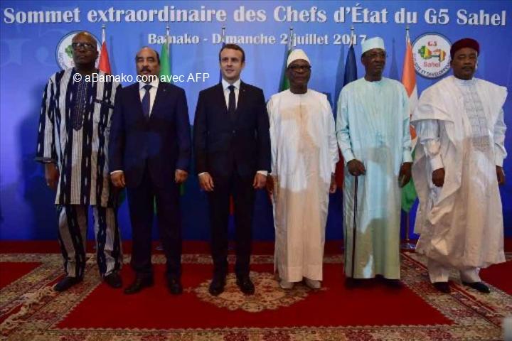 La France demande à l'ONU une force anti-terrorriste G5 Sahel … sous forte odeur de pétrole(Opinion)