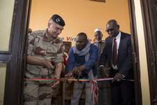 Mali / Barkhane : inauguration de l'institut de formation des maîtres deGao