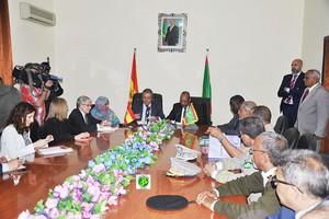 «La Mauritanie est le principal partenaire de l'Espagne en matière de lutte contre l'immigration illégale» (ministreespagnol)