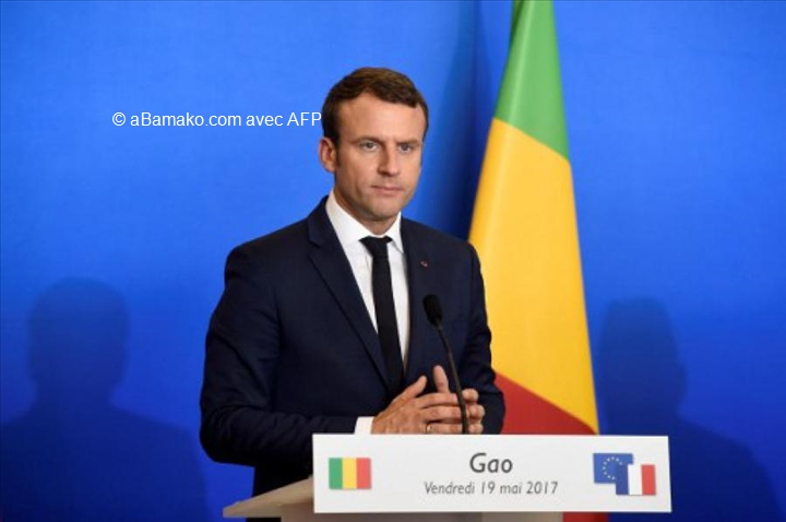 Mali- L'armée française a récemment tué «plus d'une trentaine» de jihadistes au Mali(Macron)