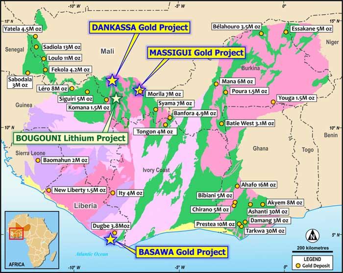 Mali : un très fort potentiel en lithium, nouvel enjeu majeur du Sahel?