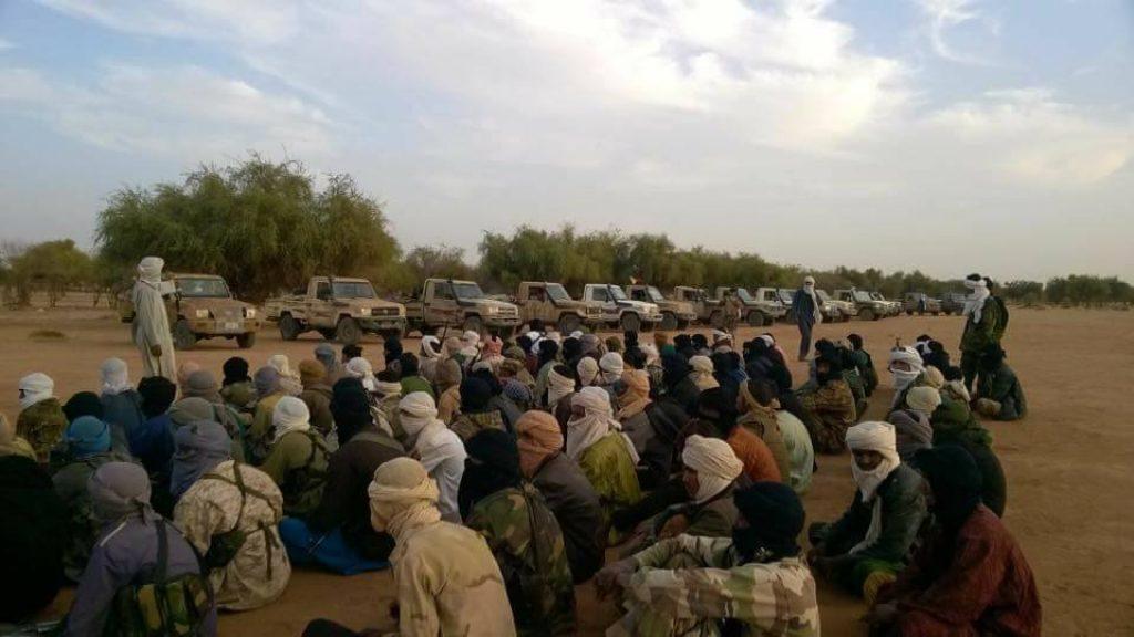 Tuareg militias battle Islamic State-loyal militants in northernMali