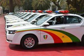 Senegal/Iran – Senegal's Police Fleet Upgraded by Iranian-Made Car