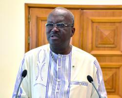 Burkina: Roch Kaboré : «L'Afrique doit rechercher, elle-même, les moyens d'assurer l'éducation»