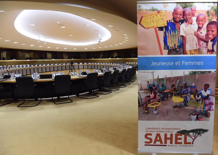 Mali/Sahel: The EU mobilises €414 million in internationalsupport