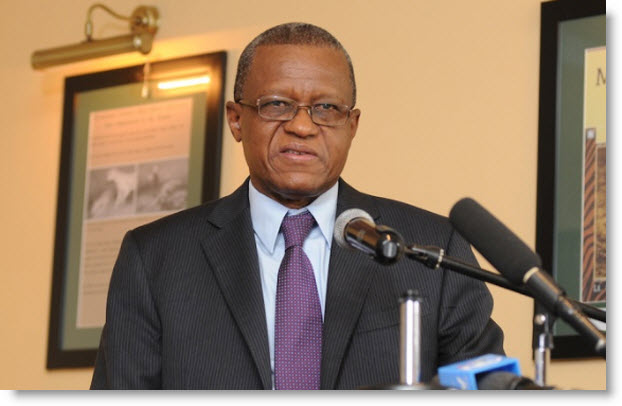 Niger /G5 Sahel – Nomination du diplomate Nigérien Maman Sambo Sidikou au Secrétariat Permanent du G5Sahel