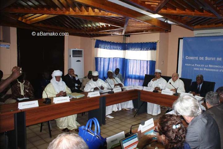 Mali – Comité de suivi de l'accord : Nouveaublocage
