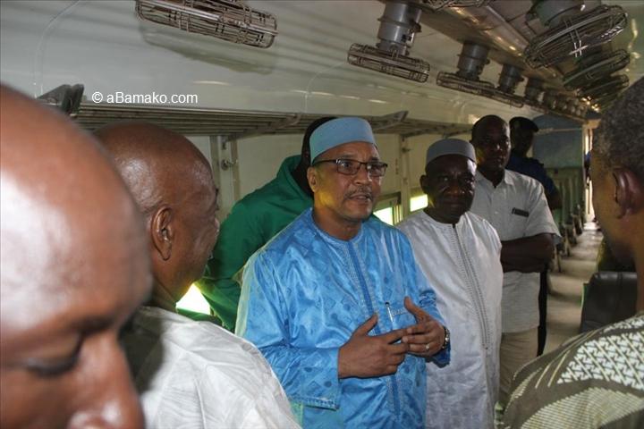 Mali – Aviation malienne : Le ministre des transports et du désenclavement prend langue avec les anciens d'AirMali