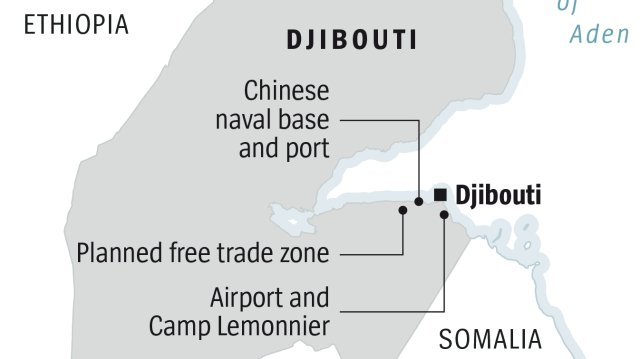 How Djibouti Became China's Gateway To Africa
