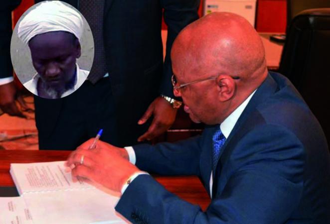 Processus de paix au Mali : La main tendue du gouvernement malien à AmadouKouffa