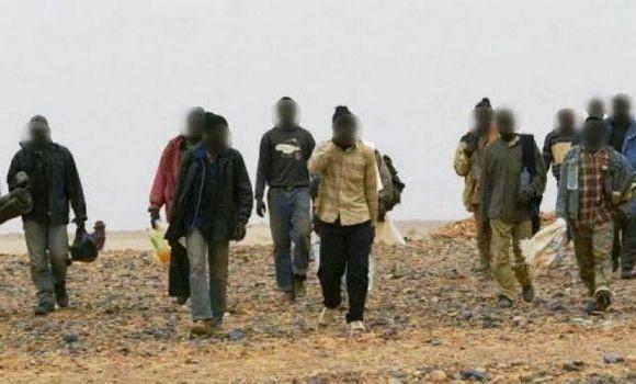Algérie- Bedoui: 500 tentatives d'entrée illégale sur le territoire national enregistrées aux frontières sud dupays
