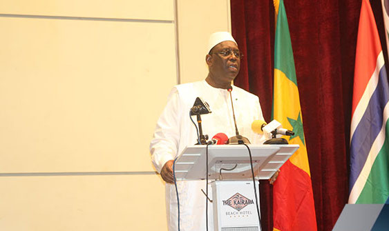 Gambie/Sénégal : Le retrait des Forces de défense ne dépend pas de Dakar (MackySall)