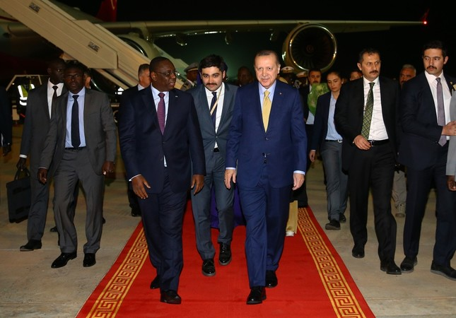 Mali – Turkey, Mali seek mutual gains through investments #Military #Security