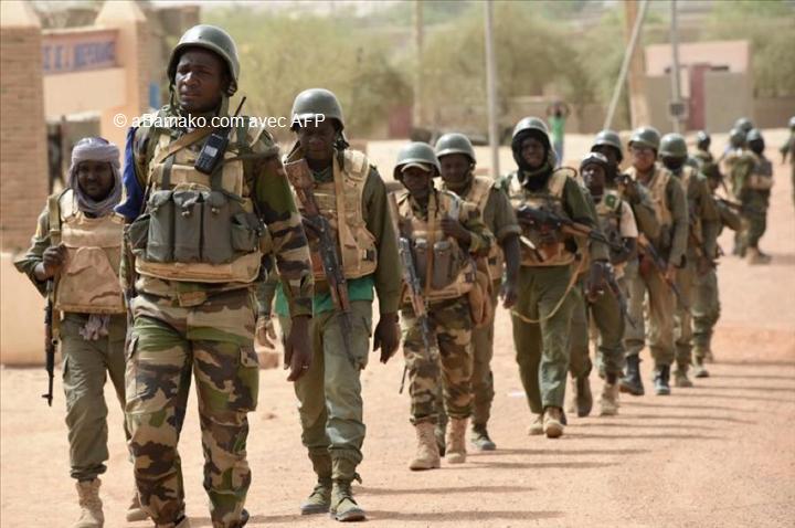 Mali – Lutte antiterroriste: Les FAMa détruisent une base terroriste àGourti