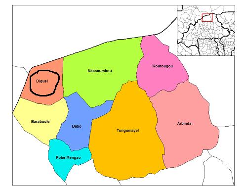 Burkina – Commune de Diguel (Soum) : un ancien conseillerenlevé