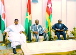 Attaques terroristes du 2 mars : Le G5 Sahel et la CEDEAO au chevet duBurkina