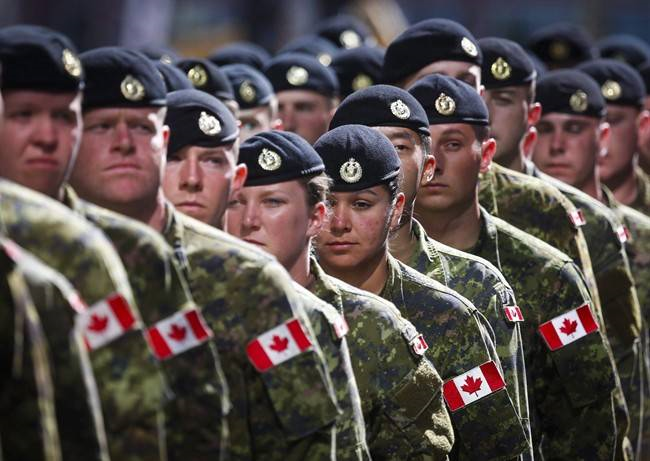 Canada to send over 200 soldiers to Mali in UN peacekeeping mission