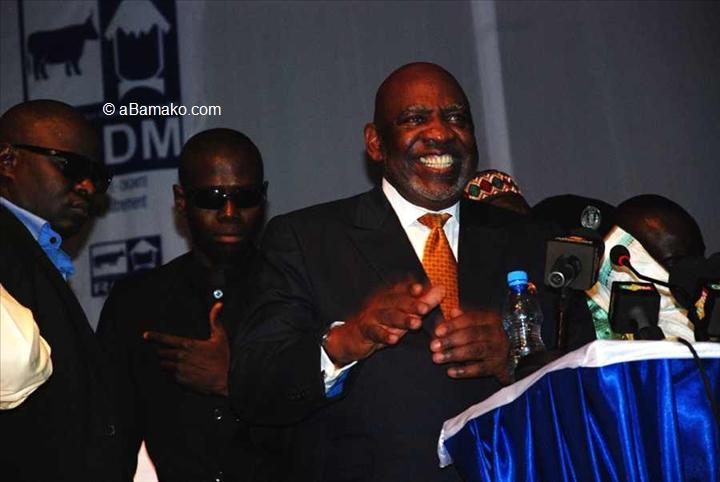 Mali – Cheick Modibo Diarra, président du RPDM : demande le report des élections régionales au profit desprésidentielles