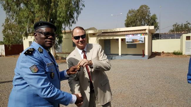 Mali – Ambassade USA : États-Unis soutiennent le Mali dans la gestion des stocks d'armes avec une contribution de 1 740 000 dollars sur troisans