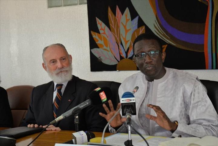 L'UE et le Sénégal « s'engagent » à renforcer leurcoopération