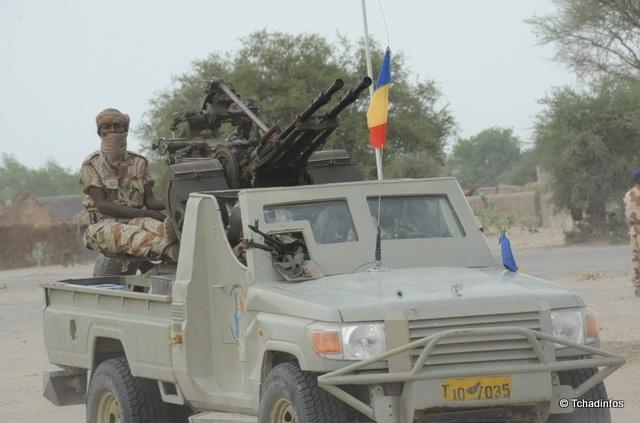 Tchad : l'armée tue 20 éléments de boko-haram dans la région du Lac(03/24)