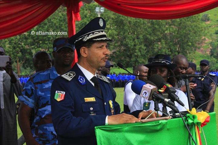 Mali – Le DG de la Police met en garde ses éléments : «Je ne vais plus tolérer de cas d'indiscipline au sein de lapolice…»